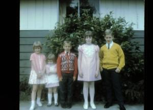 Easter with next-door cousins